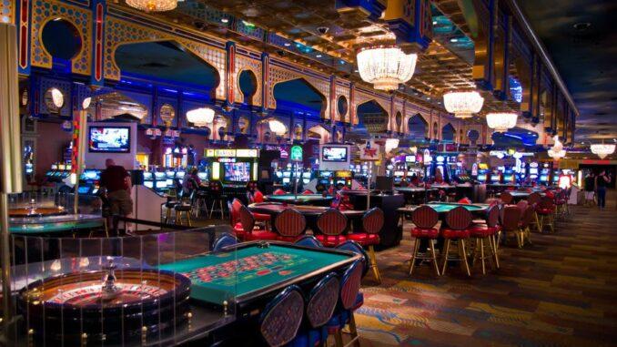 Bayşanslı Casino